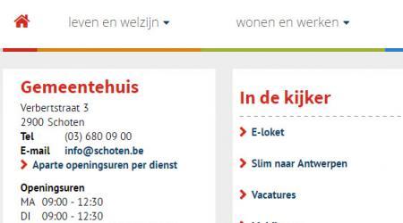 Beste gemeentelijke website van Vlaanderen