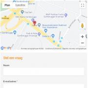 Google Maps integratie en een contactformulier